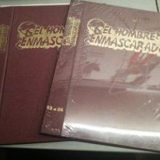 Cómics: TAPAS PARA ENCUADERNAR EL HOMBRE ENMASCARADO / NÚMEROS 1 A 12 Y 13 A 24 / SIN USAR. Lote 183376121