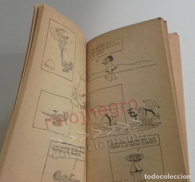 Cómics: EL REGRESO DE B.C. - LIBRO J HART HUMOR GRÁFICO - PREHISTORIA EDAD DE PIEDRA - EDICIONES BURU LAN BC - Foto 3 - 183403246