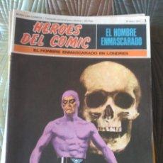 Cómics: HOMBRE ENMASCARADO LOTE Nº 1 AL 25 EN MUY BUEN ESTADO.. Lote 183490171