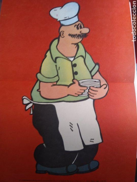Cómics: COMIC POPEYE N°9 BURU LAN CON CARTEL - Foto 3 - 183554551