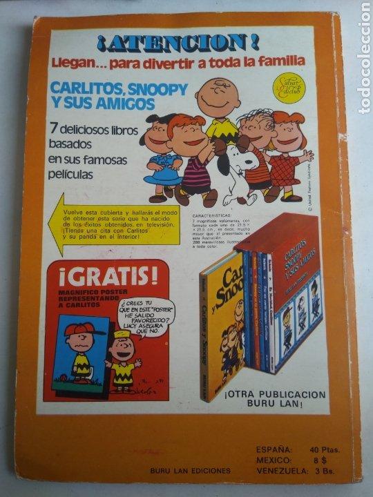 Cómics: COMIC POPEYE N°22 BURU LAN CON CARTEL - Foto 2 - 183554878