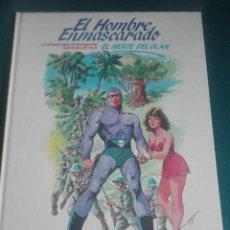Cómics: EL HOMBRE ENMASCARADO-EL HÉROE DE OLAN # Y4. Lote 183667387