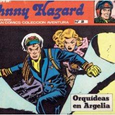 Cómics: * JOHNNY HAZARD * ED. BURULAN 1973 * LOTE Nº 2, 3, 6, * EXCELENTES *. Lote 183724277