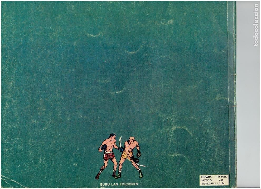 Cómics: * BEN BOLT * ED. BURULAN 1973 * LOTE Nº 3 Y 7 * - Foto 2 - 183727585