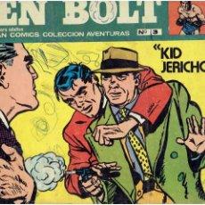 Cómics: * BEN BOLT * ED. BURULAN 1973 * LOTE Nº 3 Y 7 *. Lote 183727585