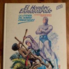 Cómics: LA LEYENDA DEL HOMBRE ENMASCARADO. Lote 183863936
