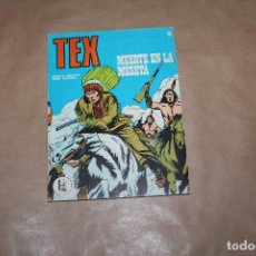 Cómics: TEX Nº 45, EDITORIAL BURULAN. Lote 183913993