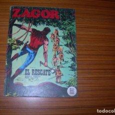 Cómics: ZAGOR Nº 32 EDITA BURU LAN . Lote 184034137