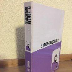 Cómics: EL HOMBRE ENMASCARADO TOMO 2 - BURU LAN 1971 - ¡MUY BUEN ESTADO!. Lote 184049856