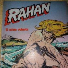 Cómics: RAHAN.NUMERO 4.EL ARMA VOLANTE.BURU LAN EDICIONES 1974. Lote 184060905