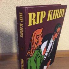 Cómics: RIP KIRBY TOMO 1 - BURU LAN 1973 - ALEX RAYMOND - ¡MUY BUEN ESTADO!. Lote 184101136
