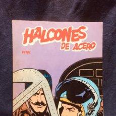 Cómics: HALCONES DE ACERO Nº 2 VETOL EL LINGOTE BURULAN 1974 EPISODIOS COMPLETOS. Lote 184117527
