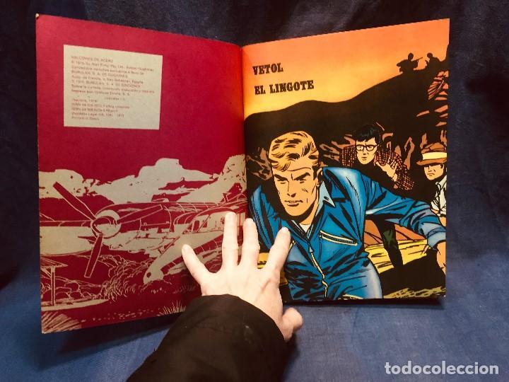 Cómics: HALCONES DE ACERO Nº 2 VETOL EL LINGOTE BURULAN 1974 EPISODIOS COMPLETOS - Foto 7 - 184117527