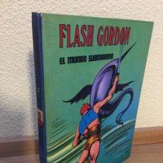 Cómics: FLASH GORDON TOMO II - EL MUNDO SUBMARINO - BURU LAN 1972 - ALEX RAYMOND - ¡MUY BUEN ESTADO!. Lote 184211897