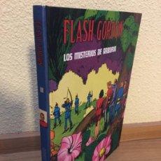 Cómics: FLASH GORDON TOMO III - LOS MISTERIOS DE ARBORIA - BURU LAN 1972 - ALEX RAYMOND - ¡MUY BUEN ESTADO!. Lote 184212093