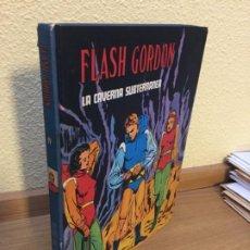 Cómics: FLASH GORDON TOMO IV - LA CAVERNA SUBTERRANEA - BURU LAN 1972 - ¡MUY BUEN ESTADO!. Lote 184212193