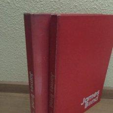 Cómics: JAME BOND COMPLETA 2 TOMOS - BURU LAN 1974 - ¡MUY BUEN ESTADO!. Lote 184215318