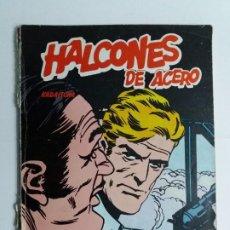 Cómics: HALCONES DE ACERO. KADAITCHA. BURULAN. 1974.. Lote 184302147
