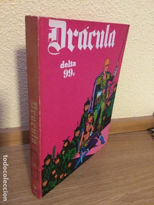 DRÁCULA - DELTA 99 - TOMO 4 - BURU LAN 1972 - ¡MUY BUEN ESTADO! (Tebeos y Comics - Buru-Lan - Drácula)