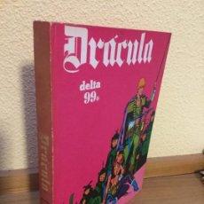 Cómics: DRÁCULA - DELTA 99 - TOMO 4 - BURU LAN 1972 - ¡MUY BUEN ESTADO!. Lote 184303282