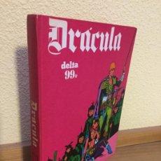 Cómics: DRÁCULA - DELTA 99 - TOMO 4 - BURU LAN 1972 - ¡COMO NUEVO!. Lote 184303493
