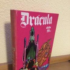 Cómics: DRÁCULA - DELTA 99 - TOMO 5 - BURU LAN 1972 - ¡COMO NUEVO!. Lote 184303718