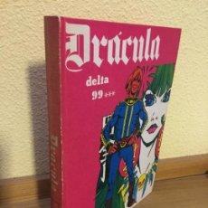 Cómics: DRÁCULA - DELTA 99 - TOMO 6 - BURU LAN 1973 - ¡MUY BUEN ESTADO!. Lote 184303871