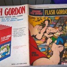 Cómics: COMIC: FLASH GORDON Nº 27 KANG EL CRUEL. Lote 184315405