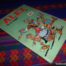 Cómics: ALEX Nº 4 EN LA LEGIÓN. REGALO Nº 2 LA GRAN PELEA. BURU LAN 1973. 40 PTS.. Lote 56503090
