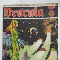 Cómics: DRÁCULA Nº 1. EXPLORADORES DEL ESPACIO. EDITORIAL BURU LAN BURULAN 1972. TDKC46. Lote 184612513