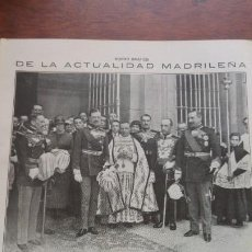 Cómics: FUENSALIDA ORDEN MILITAR SAN JUAN JERUSALEN EXPOSICION JUGUETES BARCELONA CIRCO -EL PARAISO-GRANADA. Lote 184631290