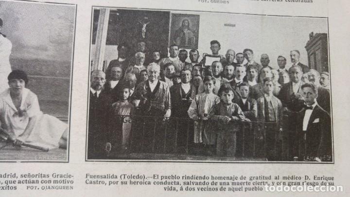 Cómics: FUENSALIDA ORDEN MILITAR SAN JUAN JERUSALEN EXPOSICION JUGUETES BARCELONA CIRCO -EL PARAISO-GRANADA - Foto 2 - 184631290