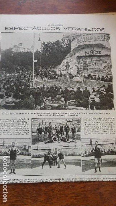 Cómics: FUENSALIDA ORDEN MILITAR SAN JUAN JERUSALEN EXPOSICION JUGUETES BARCELONA CIRCO -EL PARAISO-GRANADA - Foto 5 - 184631290