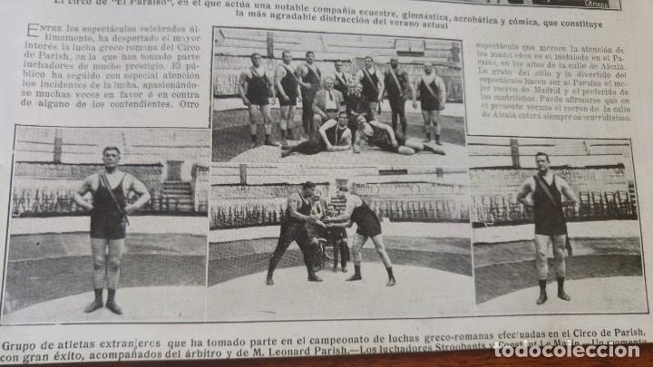 Cómics: FUENSALIDA ORDEN MILITAR SAN JUAN JERUSALEN EXPOSICION JUGUETES BARCELONA CIRCO -EL PARAISO-GRANADA - Foto 6 - 184631290