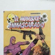 Cómics: EL HOMBRE ENMASCARADO. Nº 20. ASALTO A LA EMBAJADA. EDICION HISTORICA. TEBEOS. EDICIONES B. TDKC46. Lote 184644261