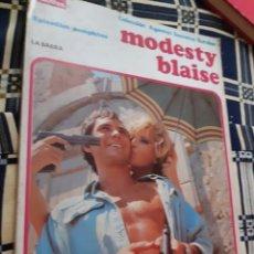 Cómics: TEBEOS-CÓMICS CANDY - MODESTY BLAISE 1 - TOMÓ BURULAN - AA98. Lote 184715087