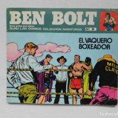 Cómics: BEN BOLT 5 - EL VAQUERO BOXEADOR - BURULAN - BURU LAN 1973 . Lote 185711028