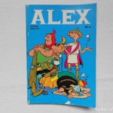 Cómics: ALEX Nº 1 EPISODIOS COMPLETOS - BURU LAN. Lote 185711228