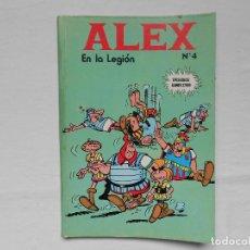 Cómics: ALEX EN LA LEGION Nº 4 EPISODIOS COMPLETOS - BURU LAN. Lote 185711267
