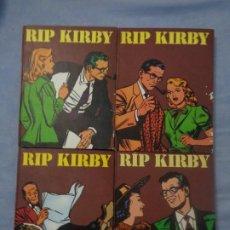 Cómics: RIP KIRBY - COLECCION COMPLETA - 4 TOMOS ENCUADERNADOS - BURULAN . Lote 186284197
