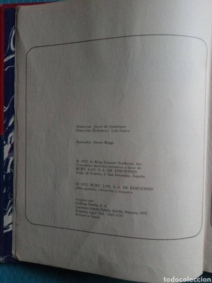 Cómics: FLASH GORDON TOMO 01 BURU LAN EDICIONES 1972 - Foto 3 - 186287400