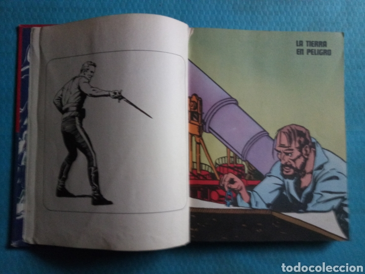 Cómics: FLASH GORDON TOMO 01 BURU LAN EDICIONES 1972 - Foto 13 - 186287400