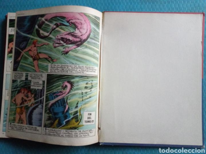 Cómics: FLASH GORDON TOMO 01 BURU LAN EDICIONES 1972 - Foto 14 - 186287400
