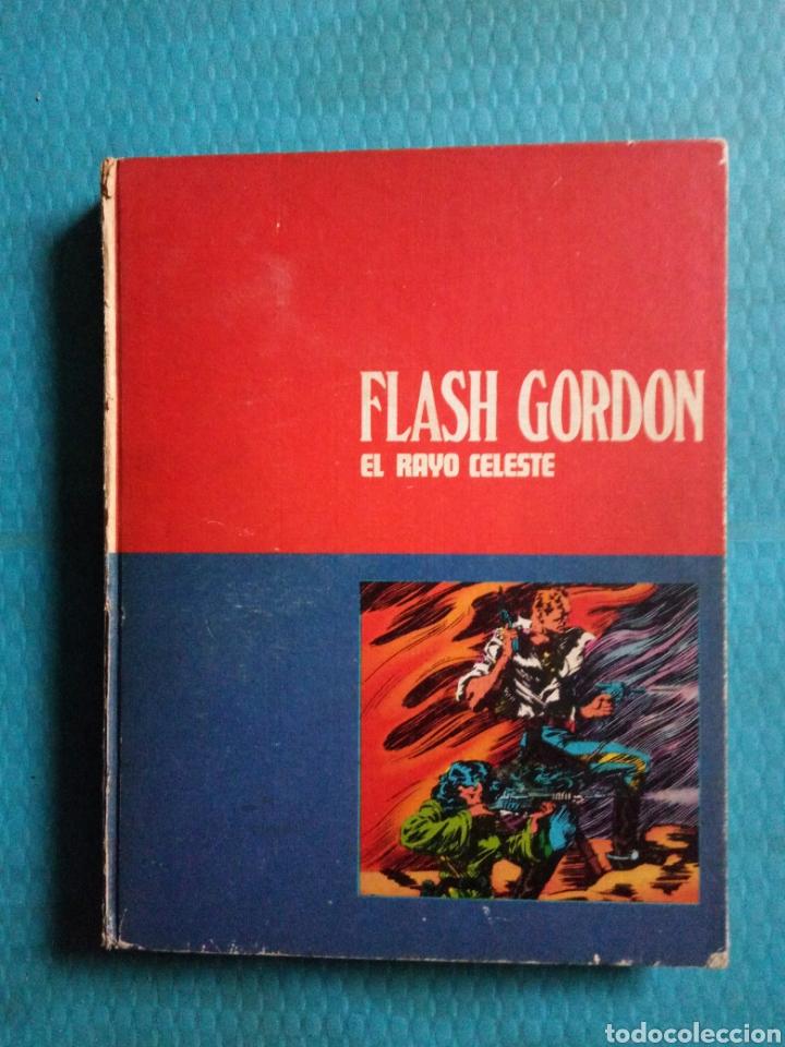 FLASH GORDON TOMO 01 BURU LAN EDICIONES 1972 (Tebeos y Comics - Buru-Lan - Flash Gordon)