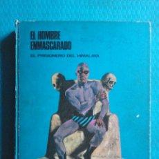 Cómics: EL HOMBRE ENMASCARADO BURU LAN 1971 TOMO 1 EL PROSIONERO DEL HIMALAYA. Lote 186374433