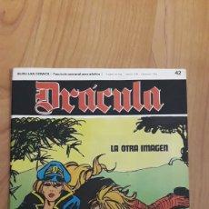 Cómics: DRÁCULA. BURU LAN COMICS. 42. LA OTRA IMAGEN. Lote 186410257