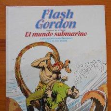 Cómics: FLASH GORDON Nº 5 - EL MUNDO SUBMARINO - BURULAN - TAPA DURA (GR). Lote 186987475