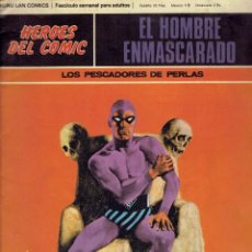 Cómics: HEROES DEL COMIC EL HOMBRE ENMASCARADO N,7 BURU LAN EDICIONES. Lote 187263692