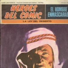 Cómics: HEROES DEL COMIC EL HOMBRE ENMASCARADO N,8 BURU LAN EDICIONES. Lote 187264756