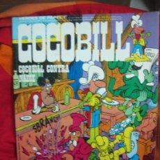 Cómics: COCOBILL. COCOBILL CONTRA NADIE. HEROES DE PAPEL 2..BURU LAN. HERACLIO FOURNIER. 1-7-1973. Lote 187325286